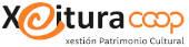 Logotipo Xeitura / Xestión Integral do Patrimonio Cultural, Sociedade Cooperativa